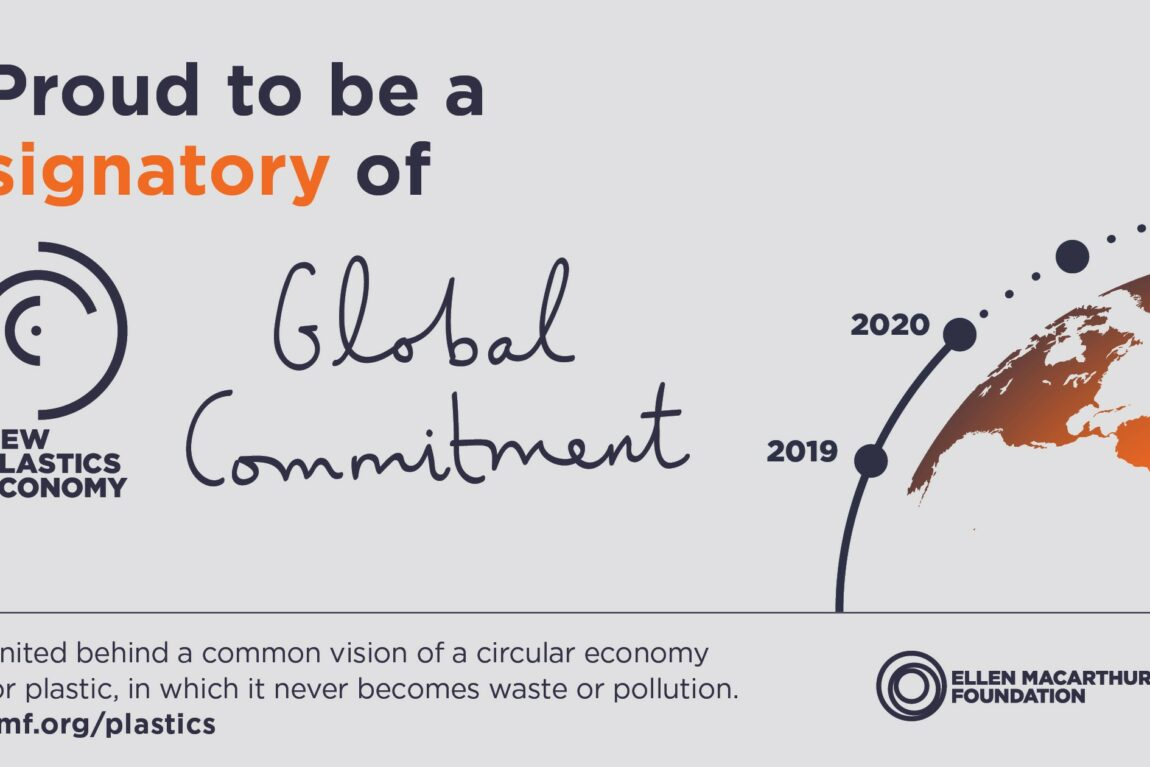 New Plastics Economy – Global Commitment